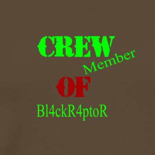 Crew_member_OF_BL4ckR4ptoRR - Männer Premium T-Shirt