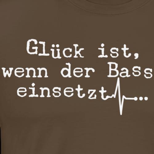 Bass - Männer Premium T-Shirt
