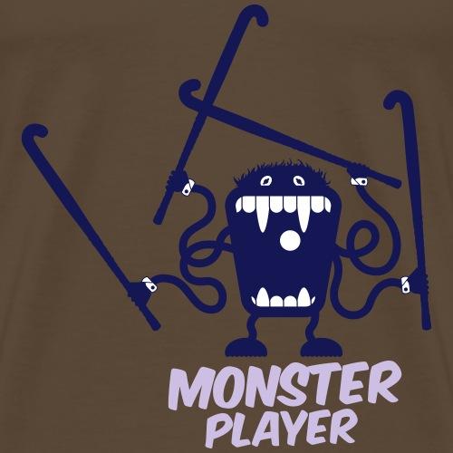 Monster Player - Men's Premium T-Shirt