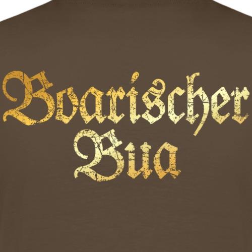 Boarischer Bua - Bayerischer Bube - Männer Premium T-Shirt