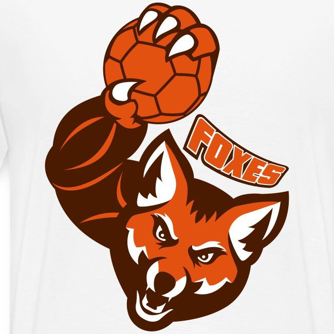 Foxes handball