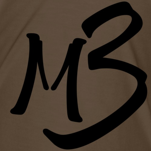 MB13 logo - Men's Premium T-Shirt