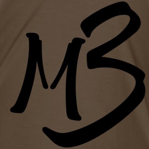 MB13 logo - Men's Premium T-Shirt