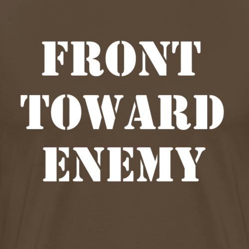 CLAYMORE - Premium-T-shirt herr