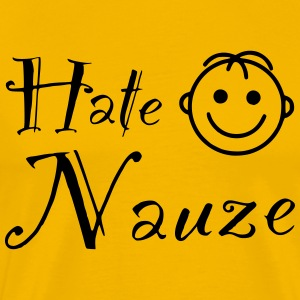 Hate Nauze Young - Men's Premium T-Shirt