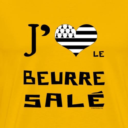 Beurre Salé - T-shirt Premium Homme