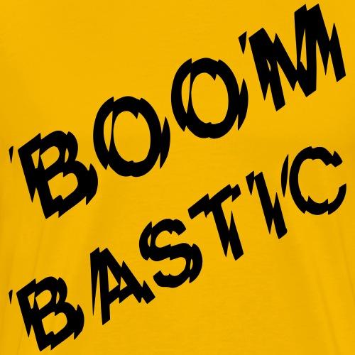 Boombastic vector - Männer Premium T-Shirt