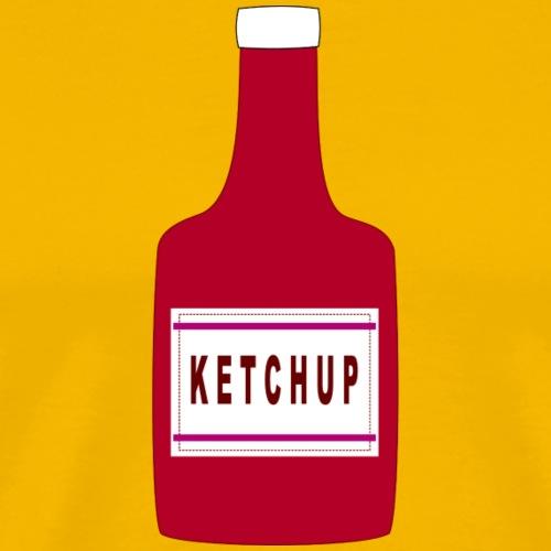 ketchup - T-shirt Premium Homme