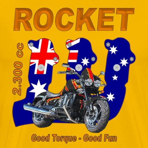 good torque – Rocket III Roadster Australia - Männer Premium T-Shirt