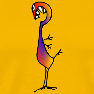 chicken111 - Premium-T-shirt herr