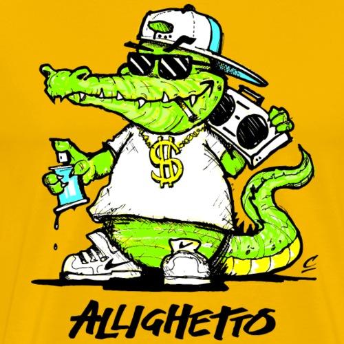 Allighetto - Men's Premium T-Shirt