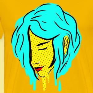 Vanille menthe - T-shirt Premium Homme