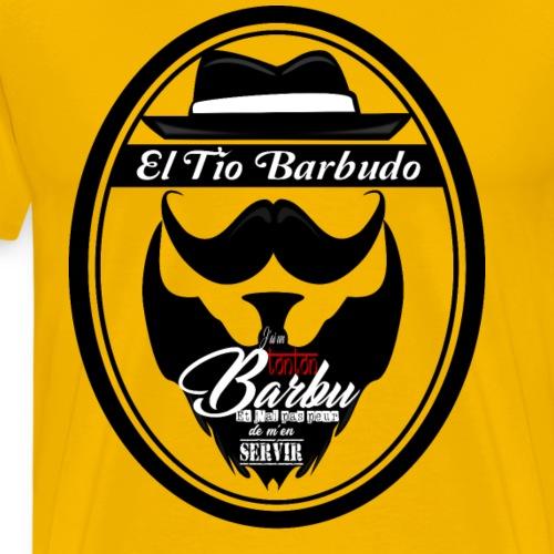 Tonton Barbu - T-shirt Premium Homme