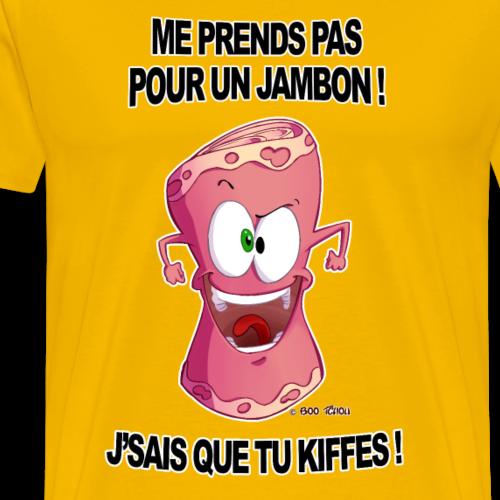 Jean Bon - T-shirt Premium Homme