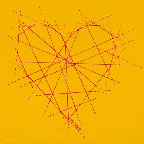 JOIN HEART (PINK) - Männer Premium T-Shirt
