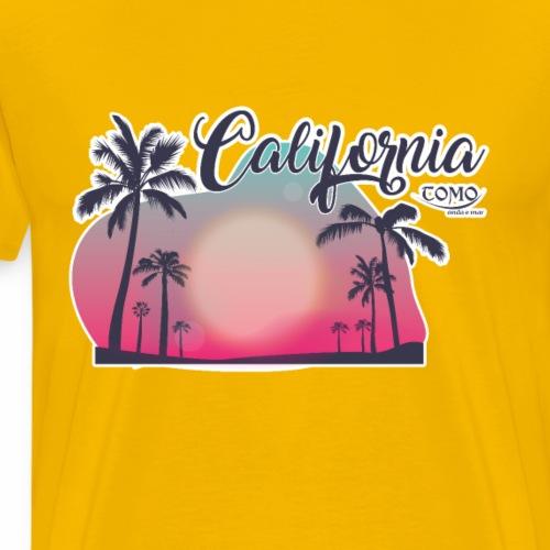 Kalifornien - Surfen - Wellen und Meer - Männer Premium T-Shirt