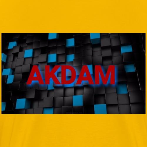 AKDAM - Männer Premium T-Shirt