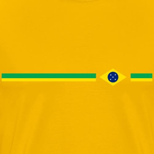 Brazil Design - T-shirt Premium Homme