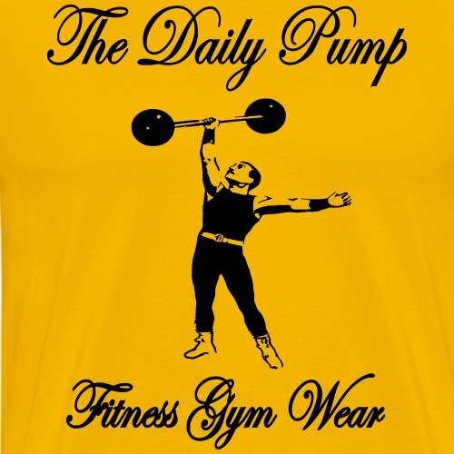Oldtime Strongman - Männer Premium T-Shirt