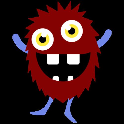 Monster Sammy - Mannen Premium T-shirt