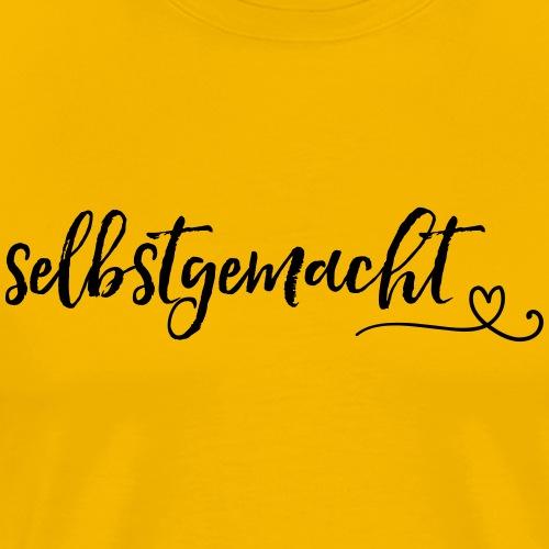 Selbstgemacht - Männer Premium T-Shirt