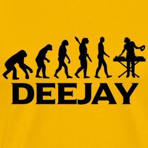 Evolution DEEJAY DJ Djing bt - Men's Premium T-Shirt