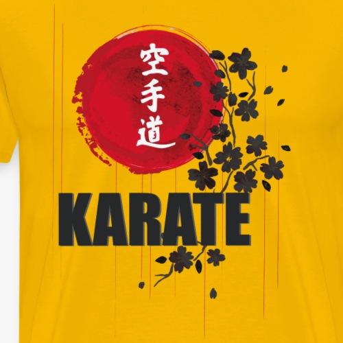 KARATE - Camiseta premium hombre