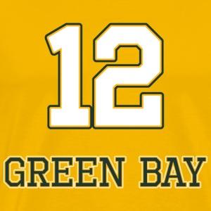 Green_Bay - Männer Premium T-Shirt