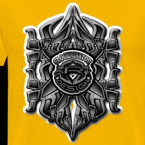 8 - Männer Premium T-Shirt