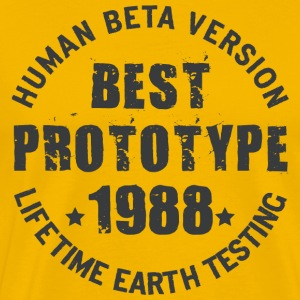 1988 - The year of birth of legendary prototypes - Men's Premium T-Shirt