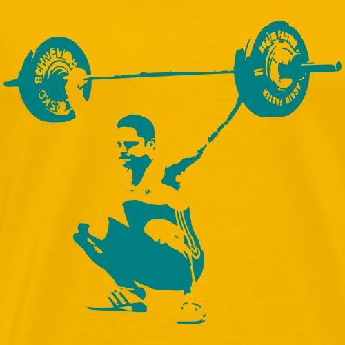 Frank for tshirt3 - Männer Premium T-Shirt