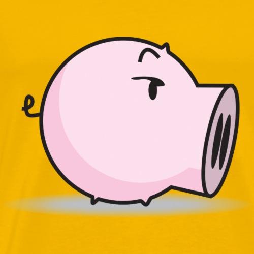 little pig - Männer Premium T-Shirt