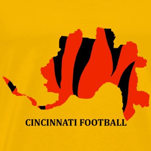 CincinnetiFootball - Männer Premium T-Shirt