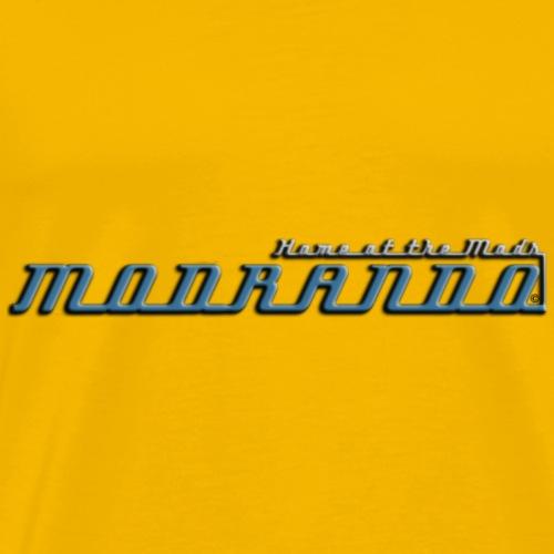 Logo4 - Männer Premium T-Shirt