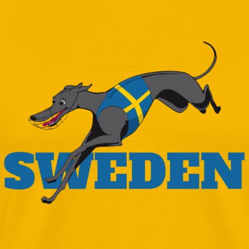 LC SWEDEN DARK - Premium-T-shirt herr