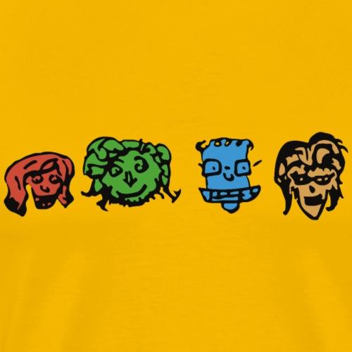The Centuries - OldschoolStyle - Männer Premium T-Shirt