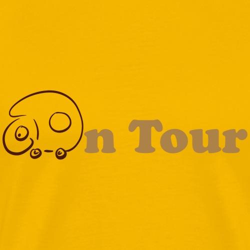 On Tour - Männer Premium T-Shirt