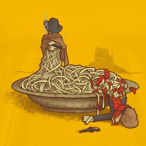 Spaghetti Western - Männer Premium T-Shirt