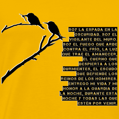 wall - Camiseta premium hombre