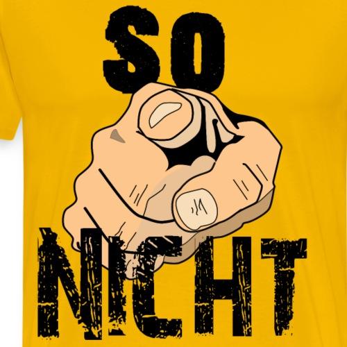 lustiger Spruch,Spaß,Party,cooler Spruch,Sprüche - Männer Premium T-Shirt