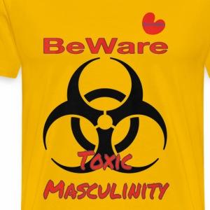 Toxic Masculinity - Mannen Premium T-shirt