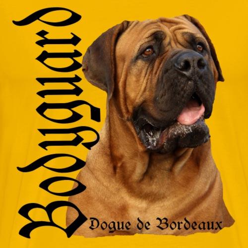 Dogge,Bordeaux Dogge,Hundekopf,Hundesprüche,Hunde, - Männer Premium T-Shirt