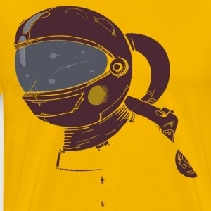 SPACEMAN - Men's Premium T-Shirt