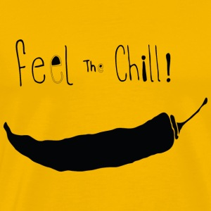 Feel the chill - T-shirt Premium Homme