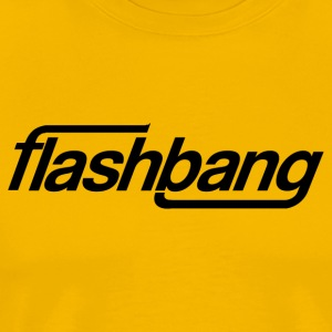 Flash Bang Single - 100kr Donation - Herre premium T-shirt
