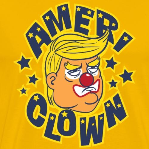 Americlown - T-shirt Premium Homme
