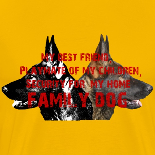 Hund,Hunde,Hundekopf,Hundesport,Schäferhund, - Männer Premium T-Shirt