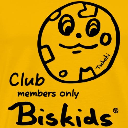 Lisa Jane Biskids Tschoki2 BW 27092017 4 - Männer Premium T-Shirt