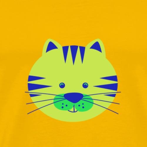 Katzen Liebhaber - Männer Premium T-Shirt