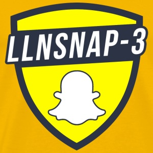 LLNsnap-3 - T-shirt Premium Homme